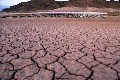 Colorado River-Climate Change Lake Mead