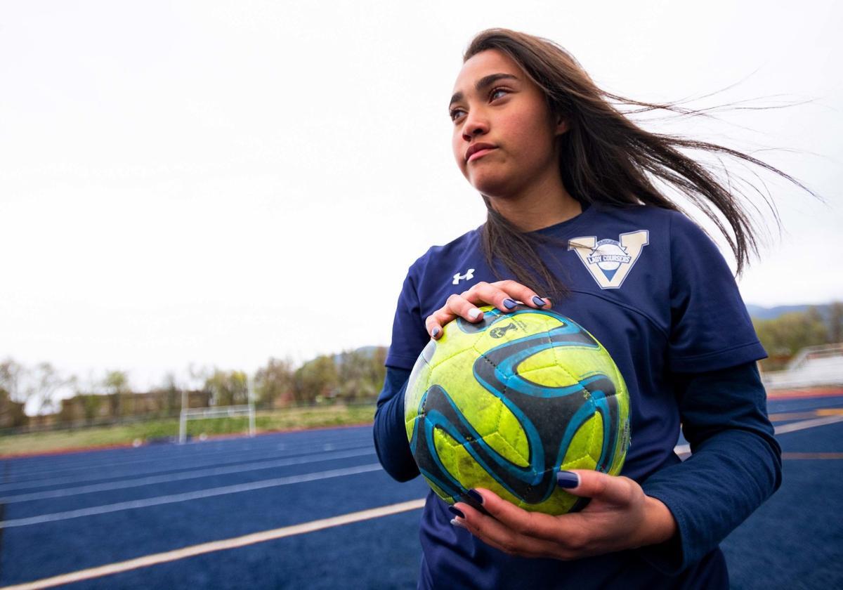 Peak Performer of the Week: Aliyah Moya, The Vanguard School girls' soccer
