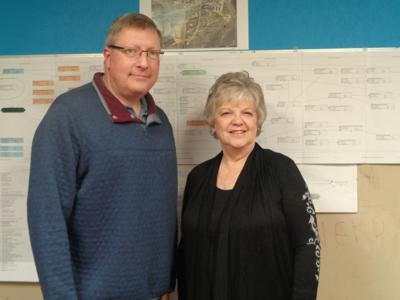 Jamie Caperton Teller County Habitat for Humanity
