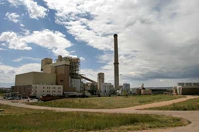 Ray D. Nixon Power Plant