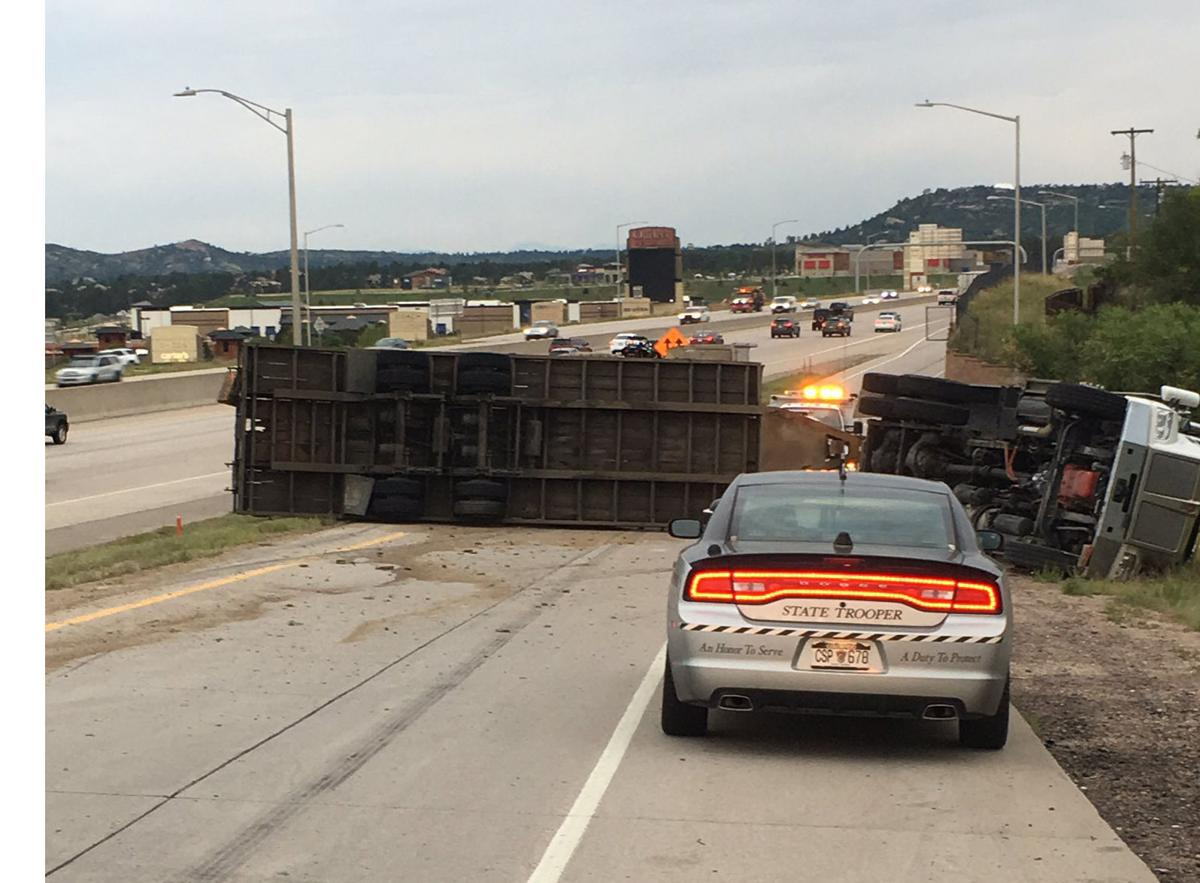 Wednesday's traffic: Vehicle vs  Bear crash in western Colorado