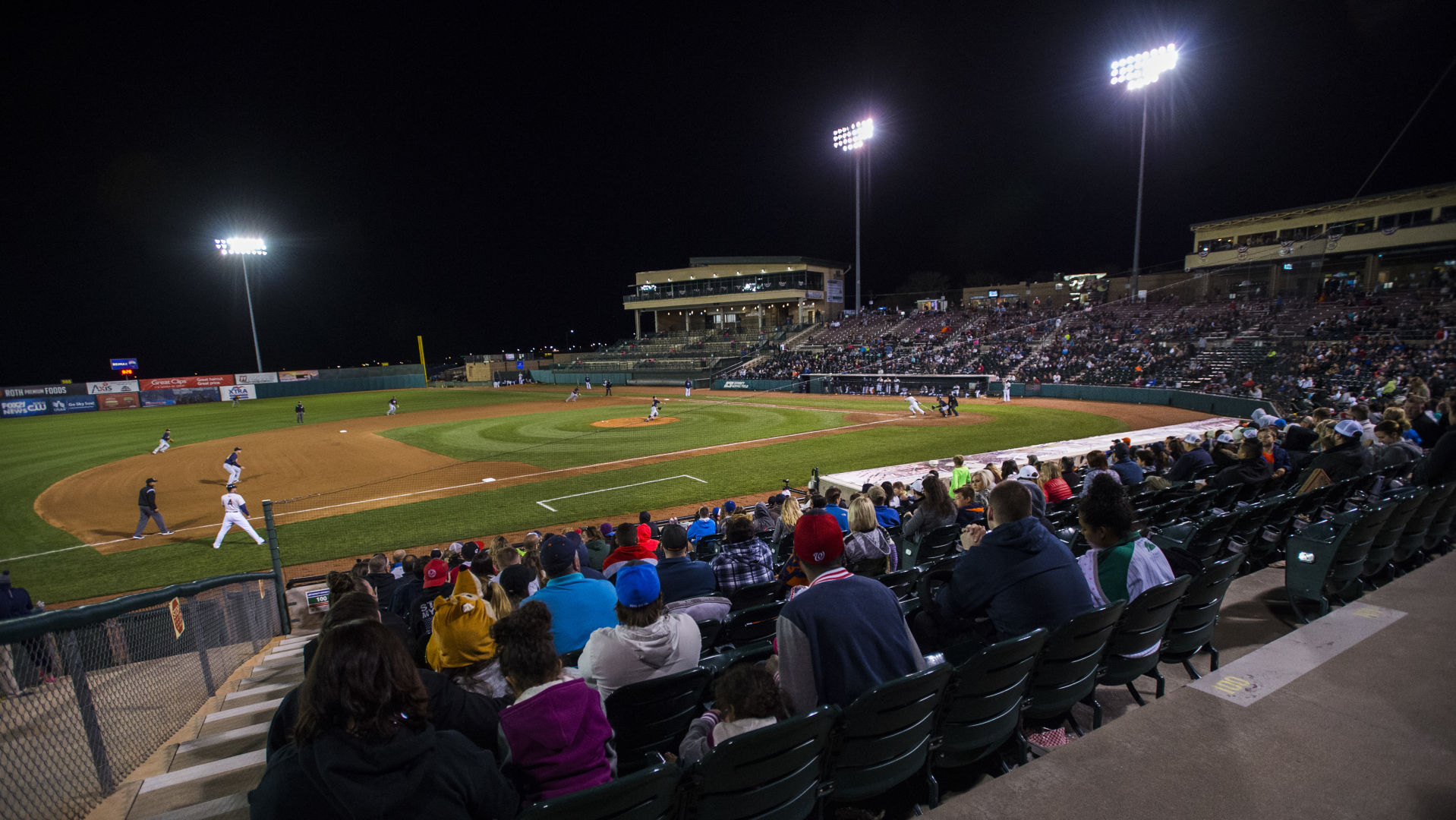 The Sky Sox play New Orleans in