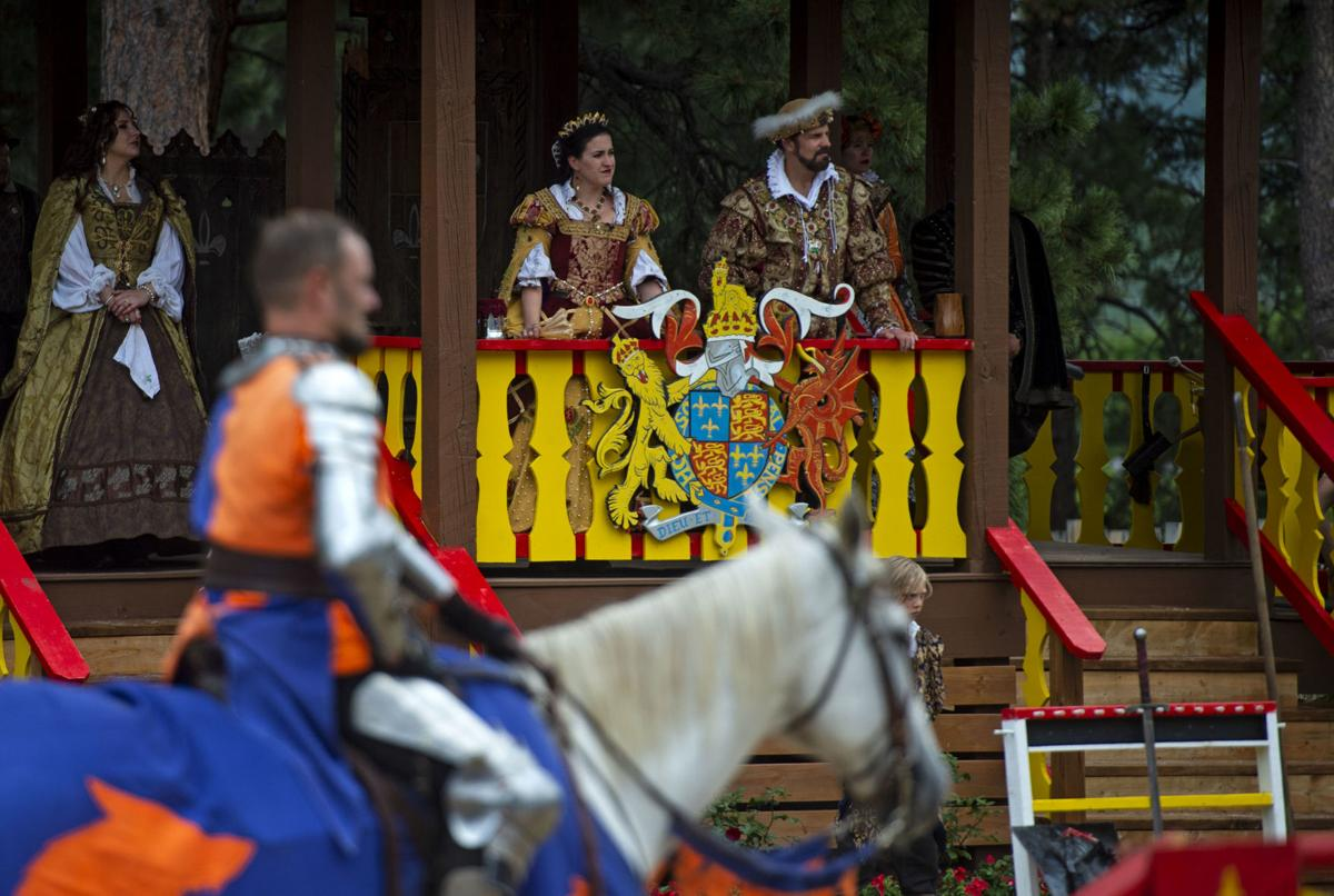 Renaissance Fair brings medieval fun and games to Southern Colorado