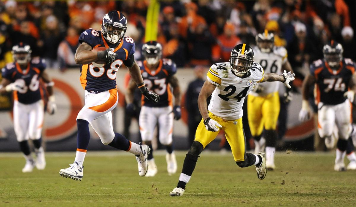 KLEE: The Tim Tebow-to-Thomas Touchdown, in the words of Demaryius Thomas