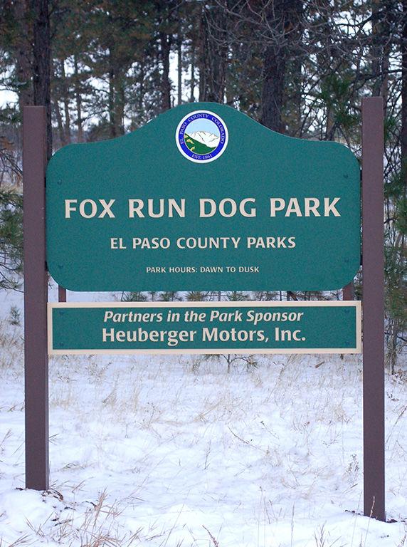 Fox Run Dog Park