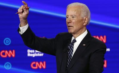 Biden tells restaurateur to pay workers more amid labor shortage