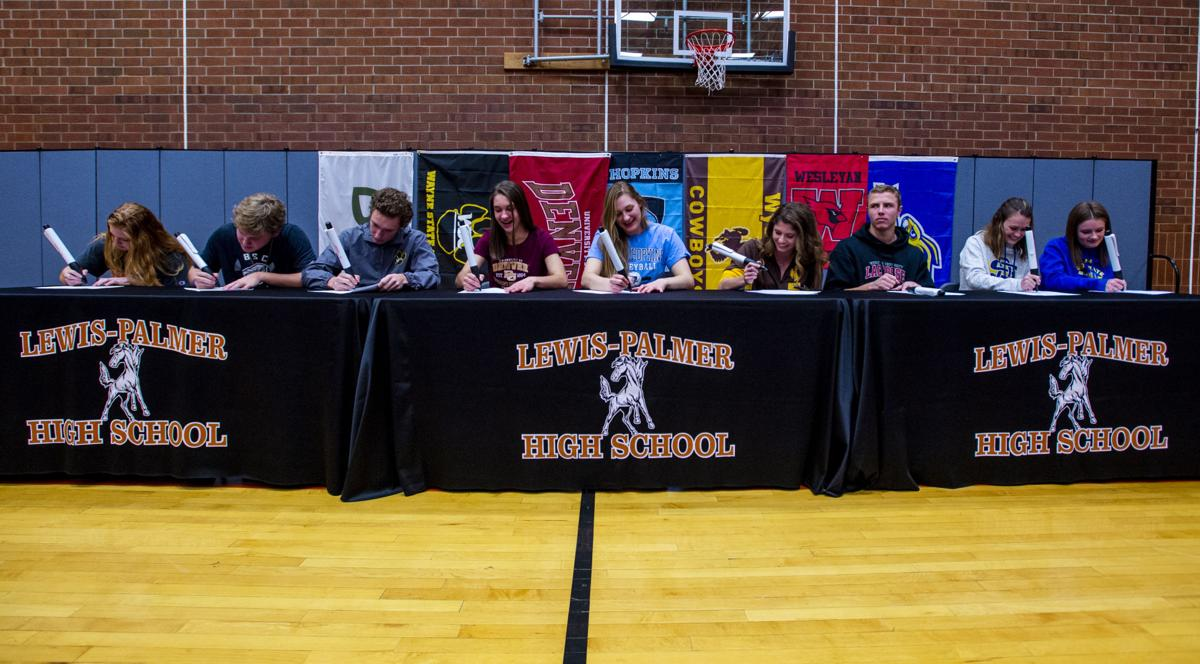 Rangers athletes onward and upward to collegiate sports