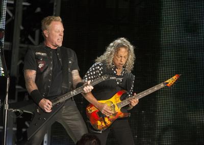 Metallica In Concert - Baltimore