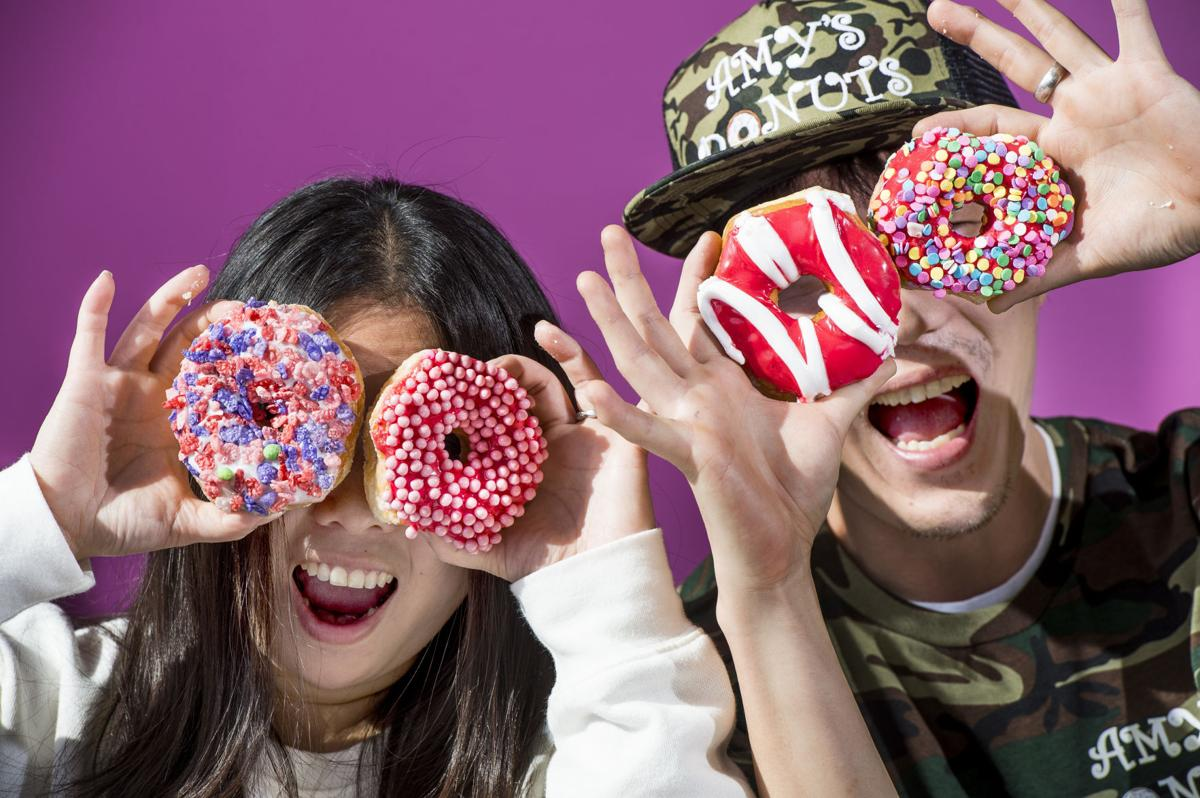 Can you top this? Colorado Springs doughnut shop hits sweet spot with customers