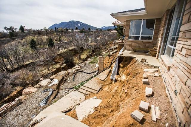 Insurance May Cover Homes Damaged By Landslides If Owners Bought