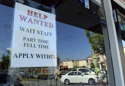 Help wanted sign (copy)