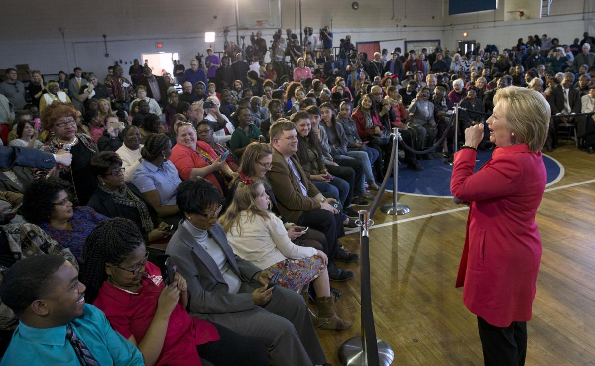 GUEST COLUMN: Sinking feeling America won't elect a woman President