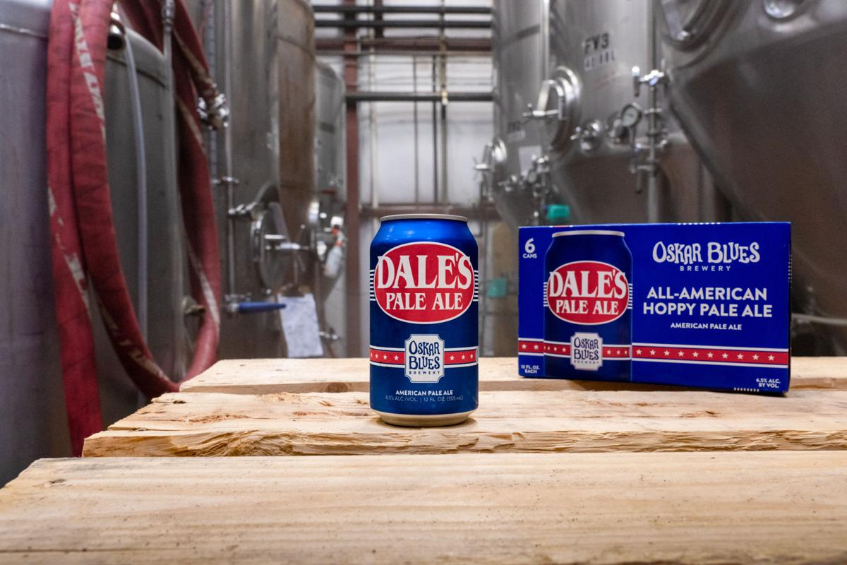 New duds for Oskar Blues cans