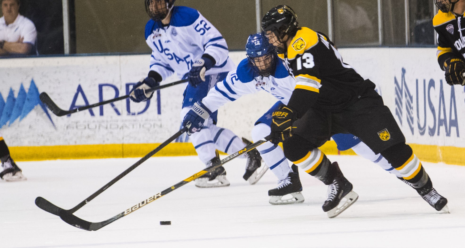 Big Weekend On Tap As CC, Air Force Hockey Host, Then Duel For Pikes Peak Trophy