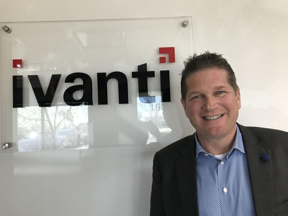 FrontRange Software has become Ivanti and has big growth plans in Colorado Springs