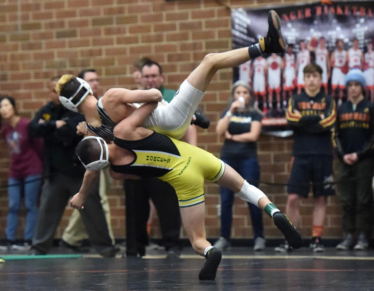 PHOTOS: 4A Wrestling