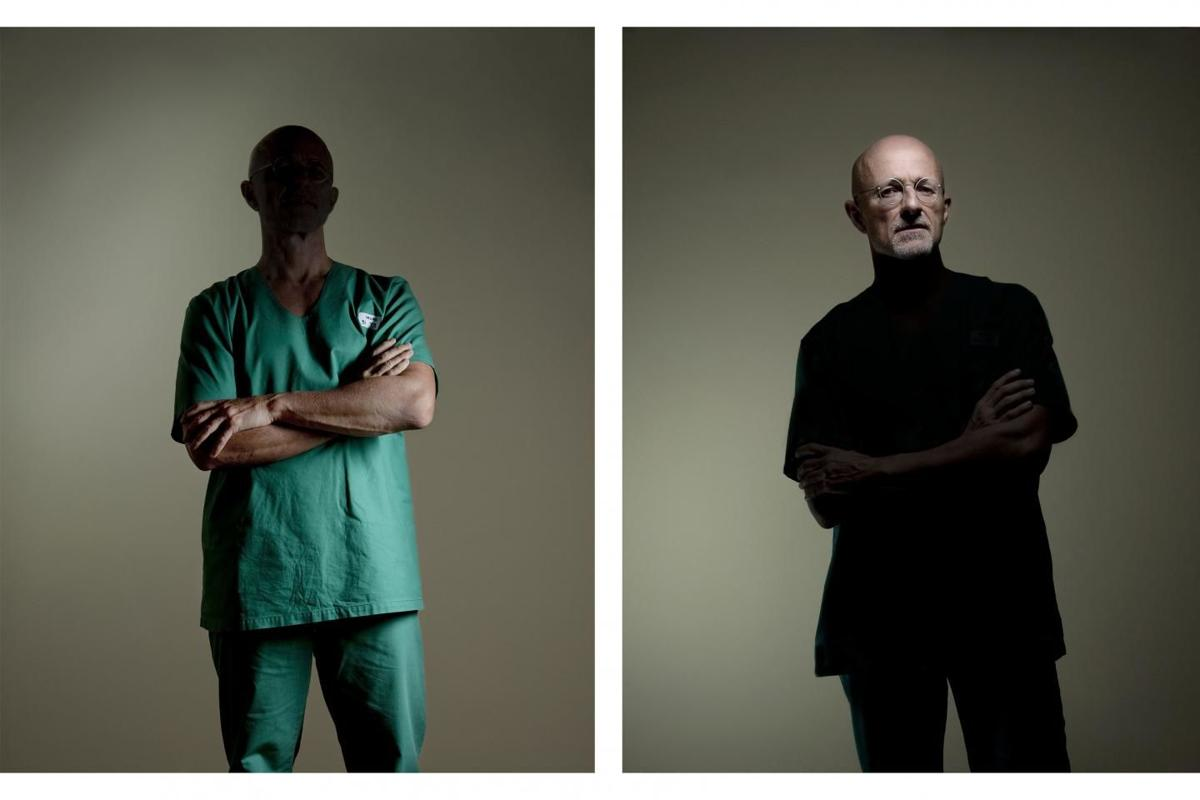 Doctor ready to perform first human head transplant