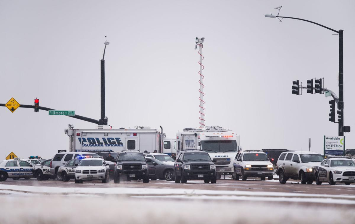 Despite mass shootings, violent crime is dropping in Colorado Springs