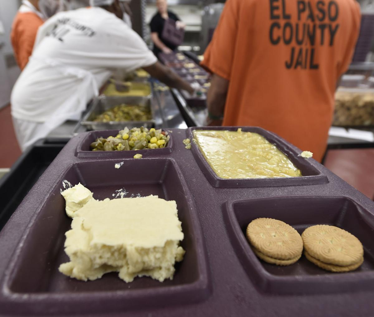 Attempted riot over food at El Paso County Jail preceded by rise in complaints, warnings from deputies
