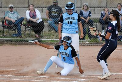 Vista Ridge-Air Academy softball
