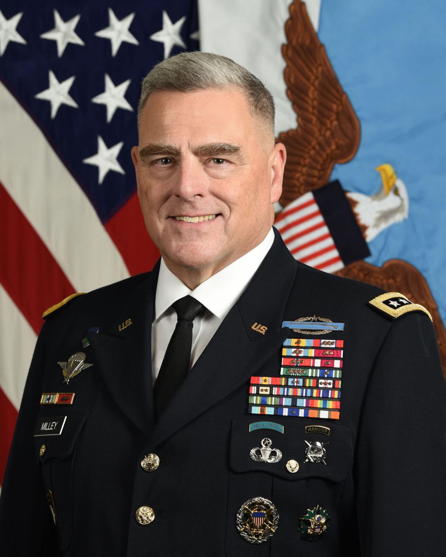 Gen. Mark. A. Milley
