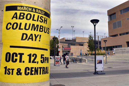 Columbus Day Name
