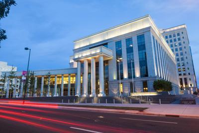 Colorado Supreme Court building