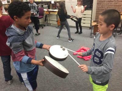 Lewis-Palmer School District 38 wins music award