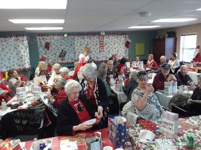 Tri-Lakes Silver Alliance Christmas Party (copy)