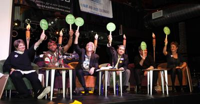 Denver 2011 mayoral debate