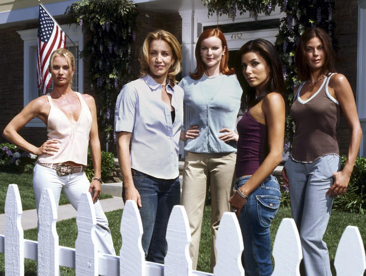 Nicollette Sheridan, Felicity Huffman, Marcia Cross, Eva Longoria, Teri Hatcher