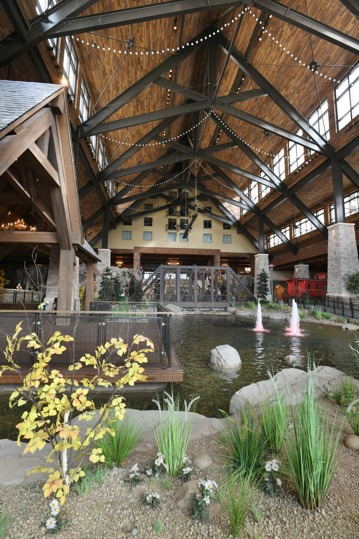 Massive Gaylord Rockies Project Filled With Luxury And Amenities