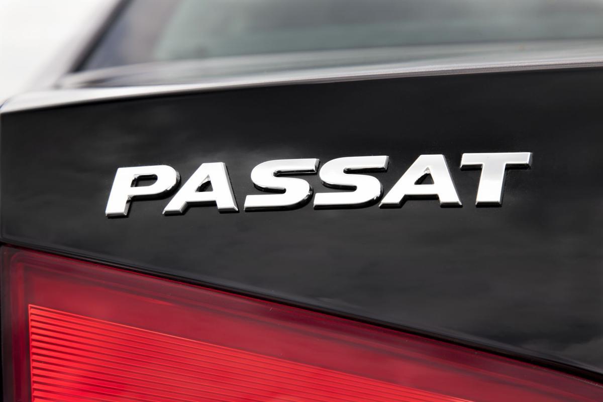 2015 Volkswagen Passat TDI