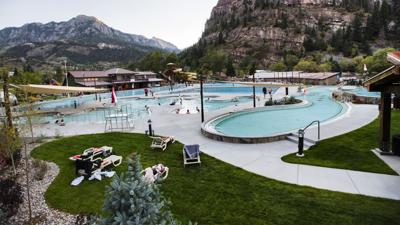 Hot springs in Colorado: Ouray pools rollicking in summer