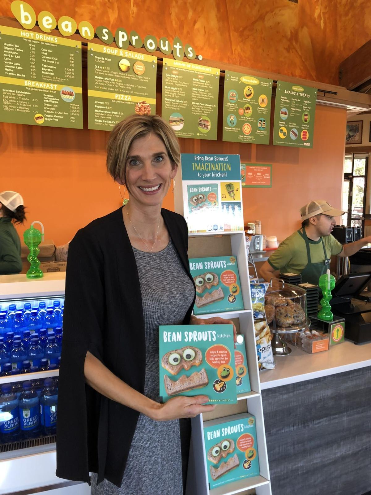 Colorado Springs-based co-author new children's cookbook offers fun healthy food options
