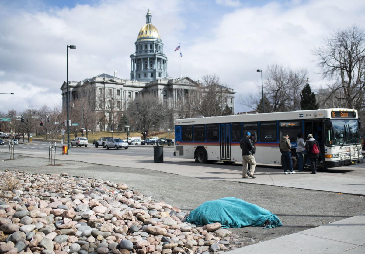 Denver homeless camping ban