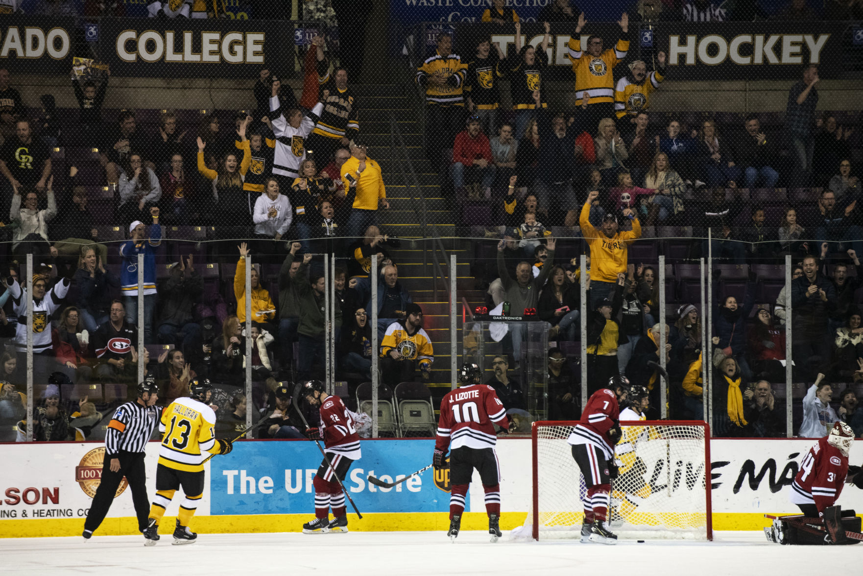 NCHC: Extra Passion In Play As Gold Pan Rivalry Renewed Between Colorado College And Denver
