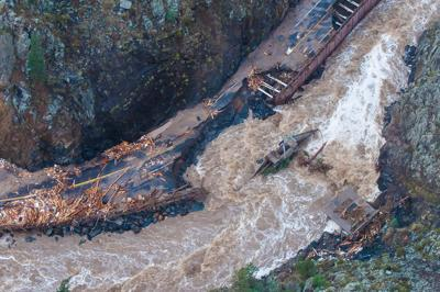 Road through Big Thompson Canyon to reopen following flood repairs