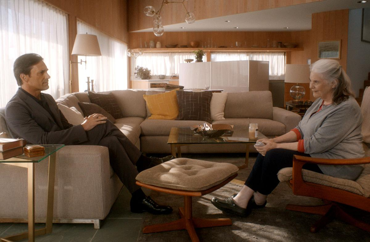 'Marjorie Prime': A not-too-distant future haunted by an unnervingly recent past