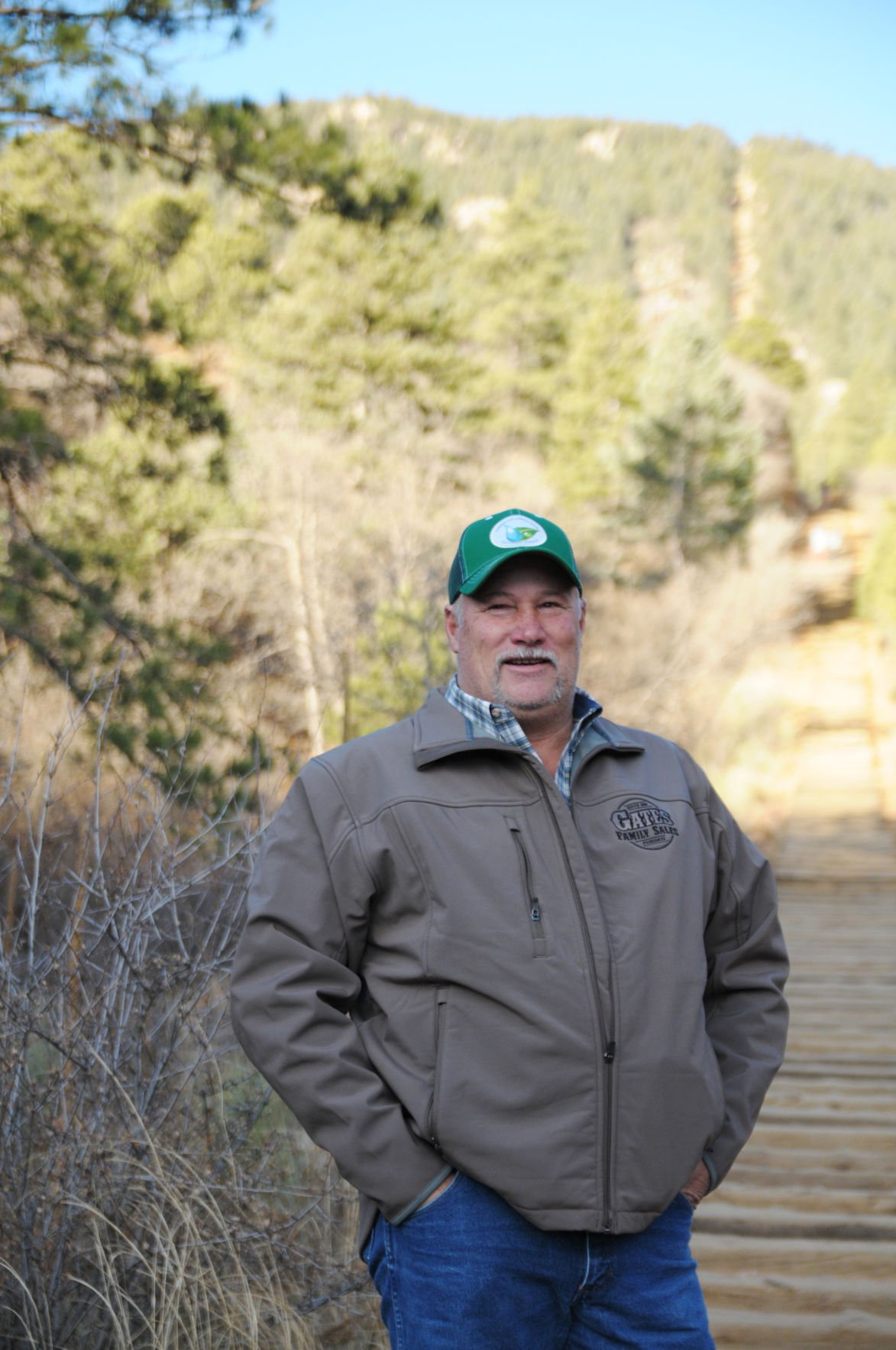 Incline was a job like no other for Colorado Springs landscaping company