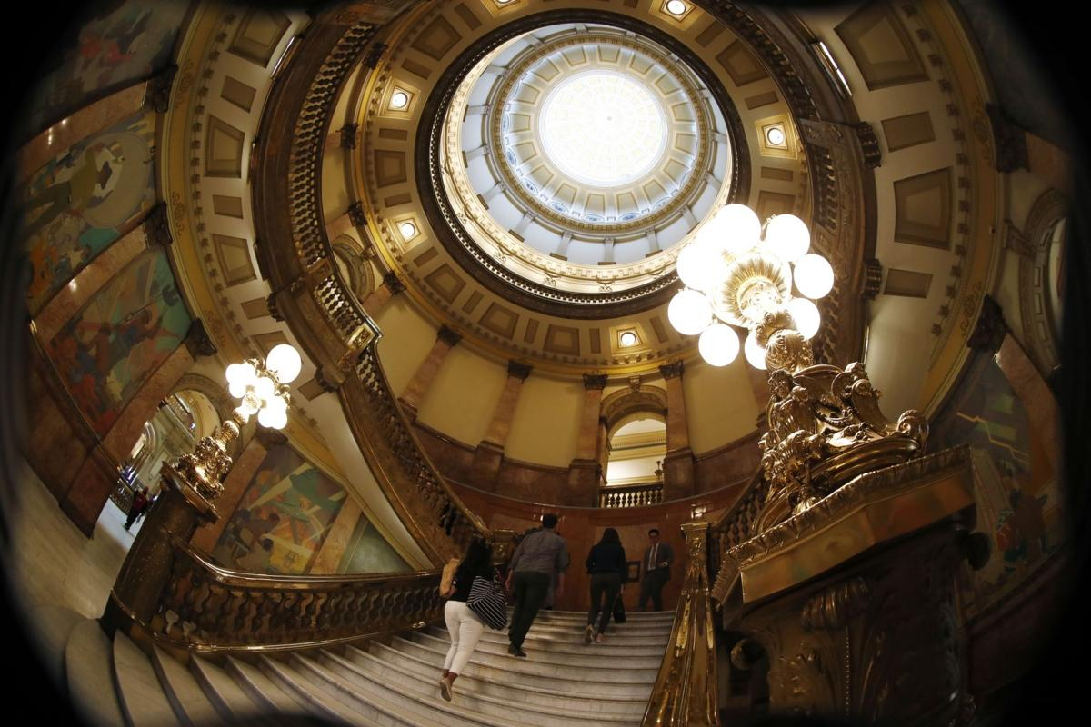 Colorado Legislature Rotunda