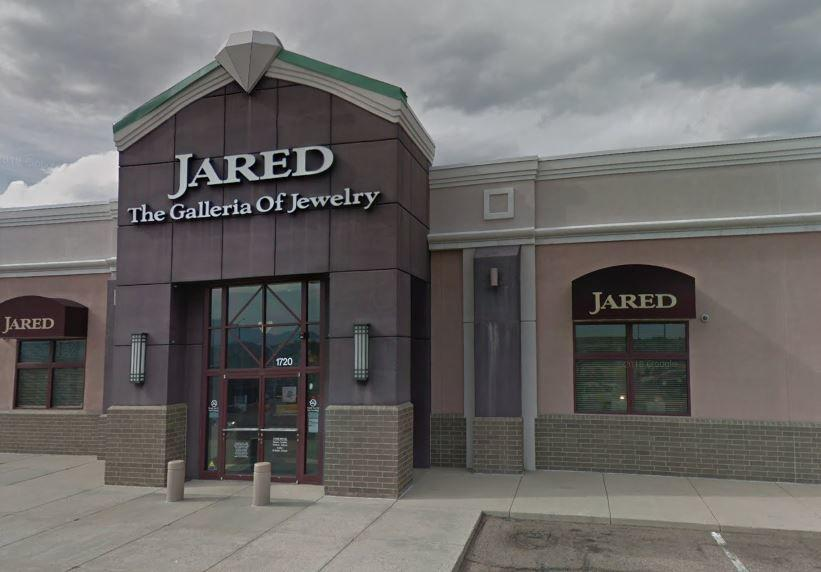 Jared The Galleria Of Jewelry Loveland Co - Jewelry Star
