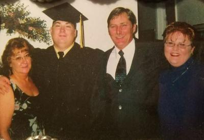 Tommy Kinslow and family