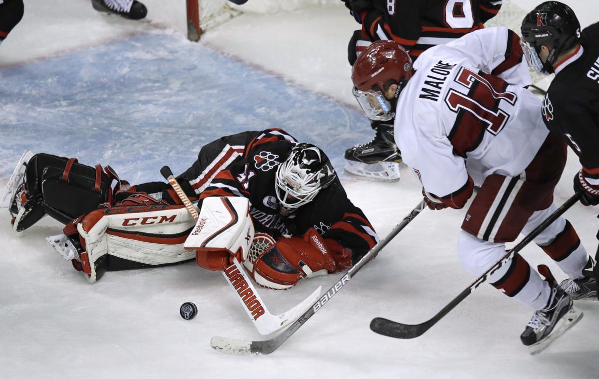 Boston Beanpot Tournament Hockey
