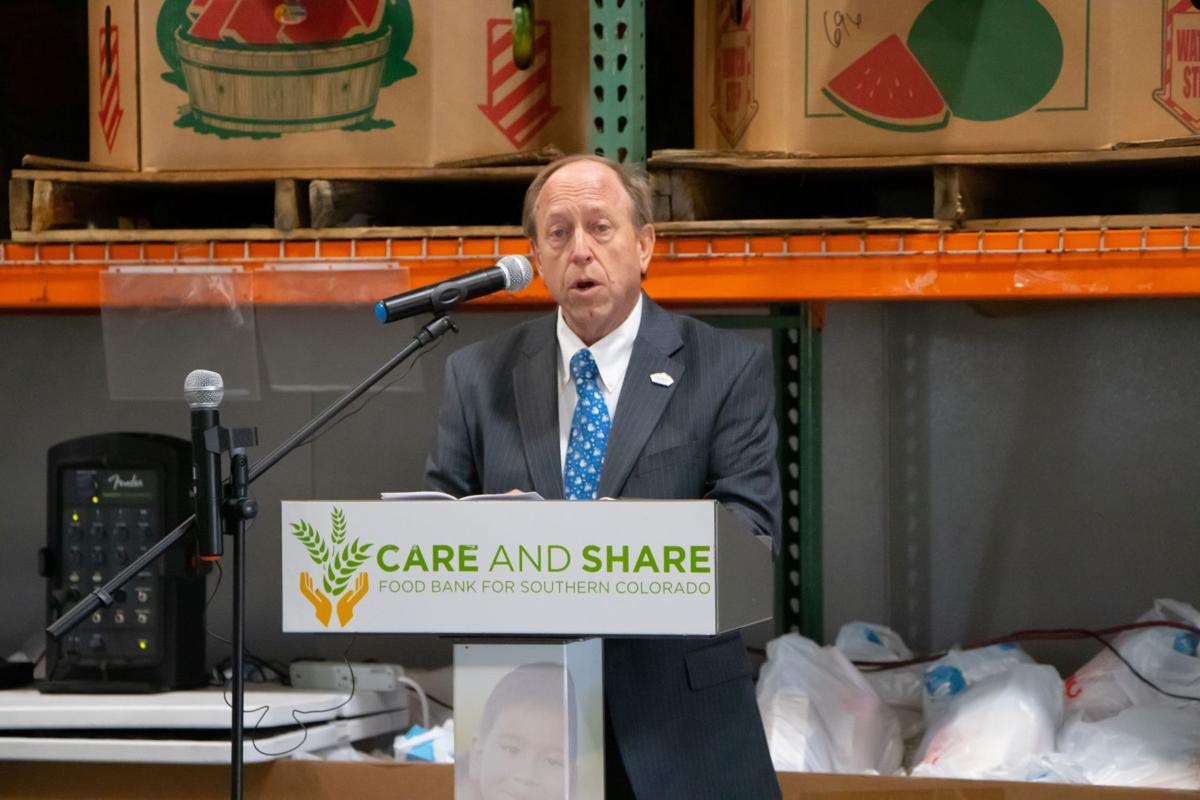 Care & Share receives $25k donation to help feed Southern Colorado families