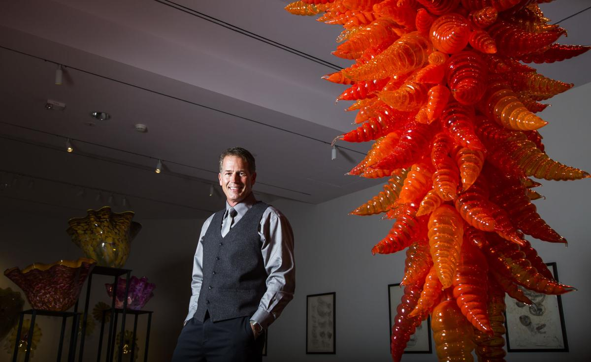 CEO David Dahlin's role to be terminated at Colorado Springs Fine Arts Center