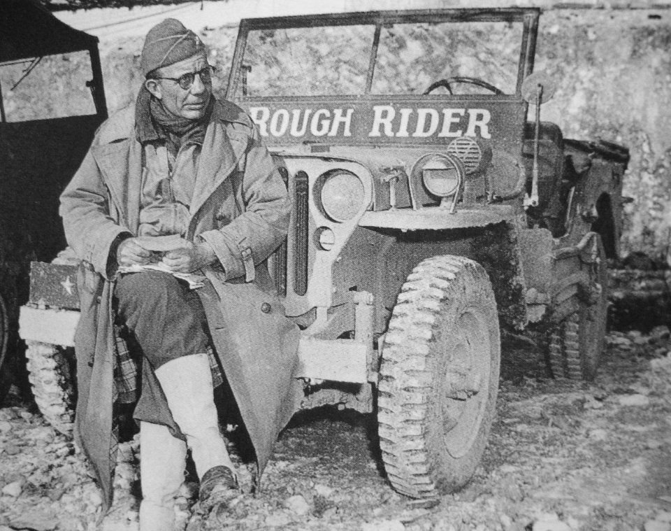 General from Fort Carson's 4th Infantry saved the day on D-Day