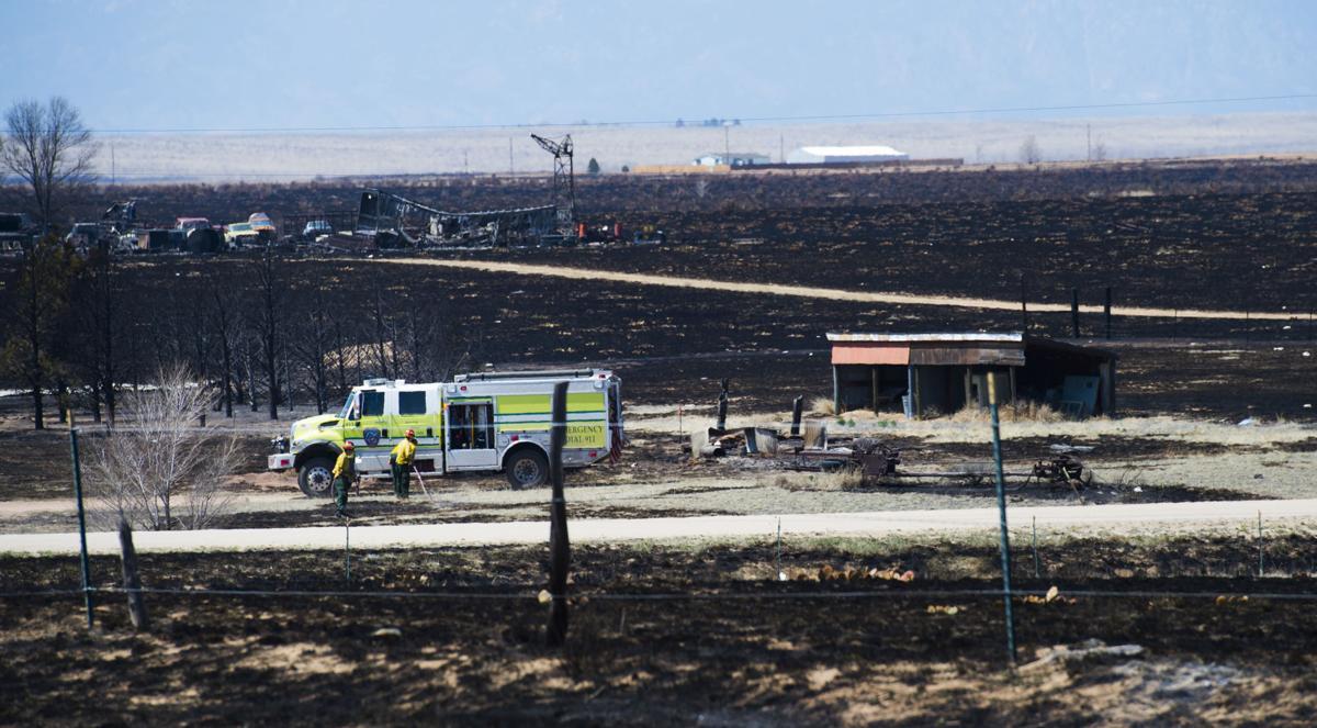117 fire: By the numbers   Colorado Springs News   gazette com