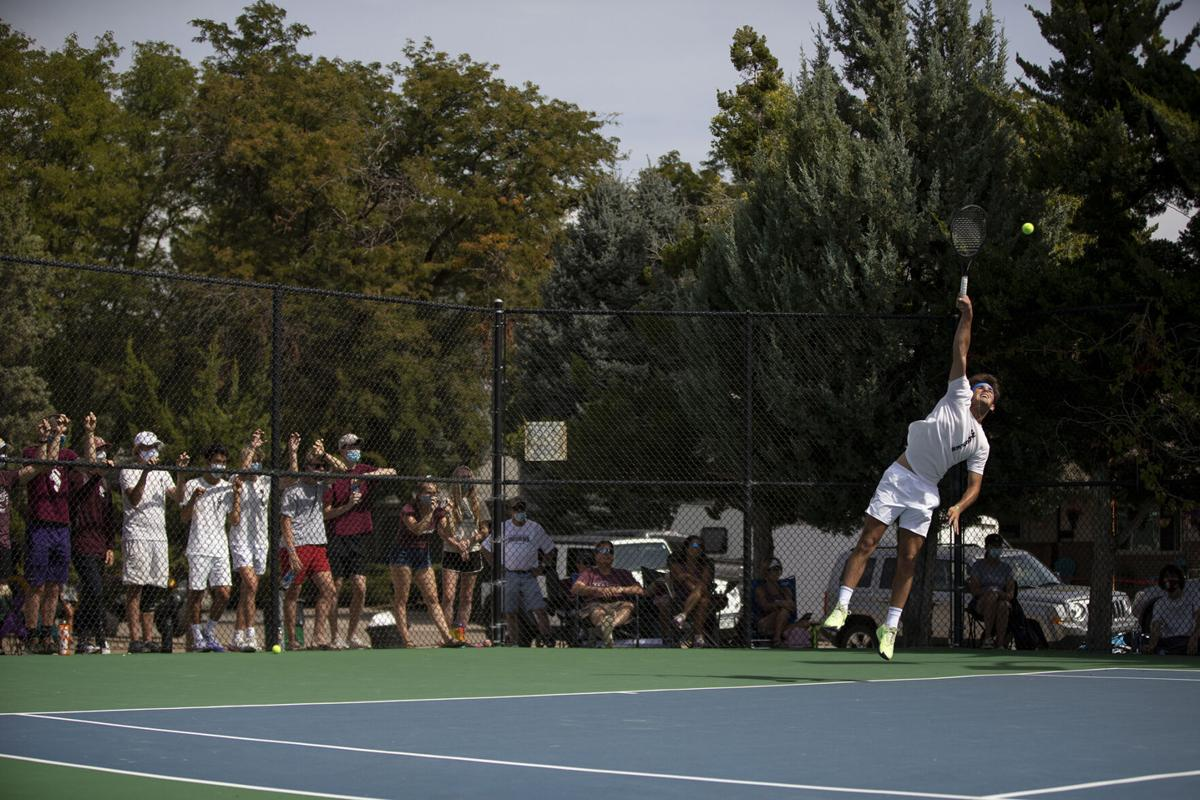 Cheyenne Mountain serves up second-place finish at state boys' tennis tournament