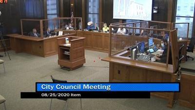City council meeting (copy)